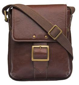 Hidesign Vespucci Sling Bag,  brown