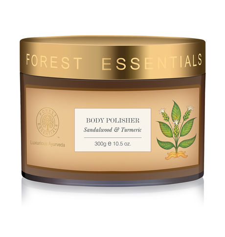 Forest Essentials Sandalwood Body Polisher