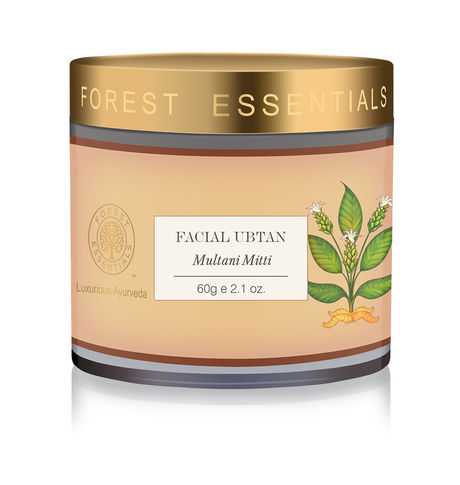 Forest Essentials Multani Mitti Facial Ubtan