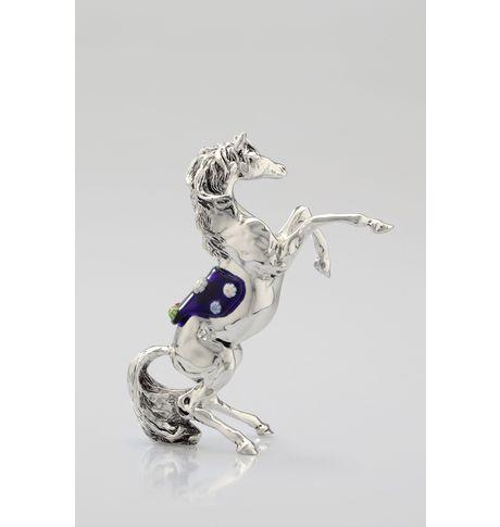 Shaze Horse Glass Idols