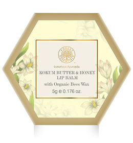 Forest Essentials Kokum & Honey Lip Balm