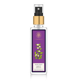 Forest Essentials Green Tea & Musk Body Mist