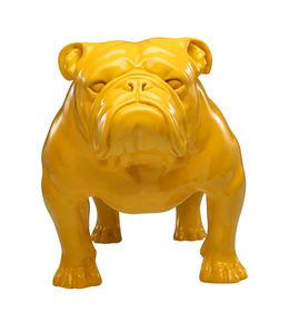 Shaze Maxi Bulldog Idols, yellow