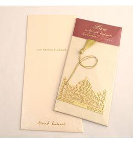 Anand Prakash Taj Mahal Bookmark