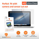 ScreenDefend Ultra Clear Screen Guard for Apple MacBook Pro 13.3 inch MC374LL/A