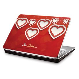 Clublaptop LSK CL 91: Love Laptop Skin