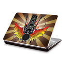 Clublaptop Rock Band (CLS-253) Laptop Skin.
