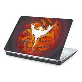 Clublaptop Red Dragon -CLS 167 Laptop Skin(For 15.6  Laptops)
