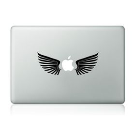 Clublaptop Apple Wings MacBook Mac Sticker Skin Decal Vinyl for 11.6  13  15  17