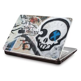 Clublaptop LSK CL 75: Value Life Laptop Skin