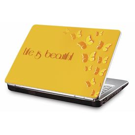 Clublaptop LSK CL 143: Life is Beautiful Laptop Skin