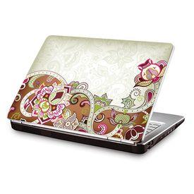 Clublaptop LSK CL 61: Floral - CLS61 Laptop Skin