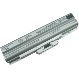 CL Laptop Battery for use with SONY FW SERIES, VGN-AW41MF, VGN-AW80US, VGN-CS50B/W, VGN-FW83DS, VGN-SR92US, VPCCW18FJ/R, VPCF119FJ/BI, VPCS11X9E/B, VPCY218EC/BI, VGN TX56C/B Series