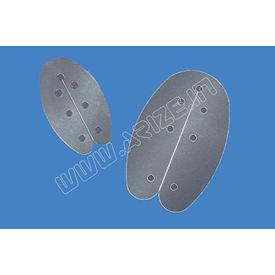 Internal Bi-valve Splint (Osseous), regular  0.25mm