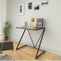 Vector Study Table, Light Oak