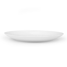 Marble Collection Quarter Plate - @home by Nilkamal, White