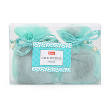 Jasmine Set of 2 Scented Sacks -@home by Nilkamal, Blue