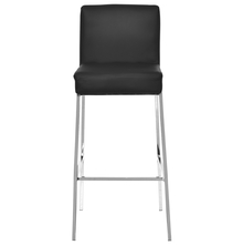 Gina Bar Stool - @home by Nilkamal,  black