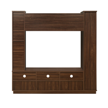 Emma Wall Unit, Cappucino