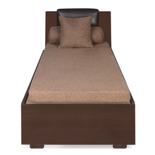 Garrison Day Bed Storage, Dark Brown