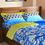 Dalliance 152 x 228 cm Single Comforter - @home by Nilkamal, Indigo
