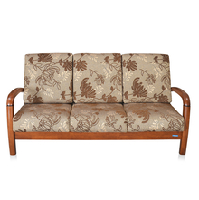 Nilkamal Rockford 3 Seater Sofa Dirty, Oak & Daisy