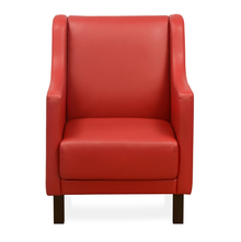 Porto Occasional Chair, Red