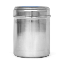 Plain 2.7 Litres Stainless Steel Container with Seethru Lid, Silver