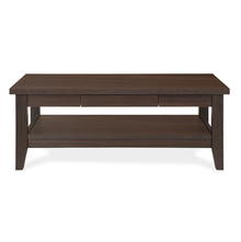 Orian Center Table Brazen, Brown