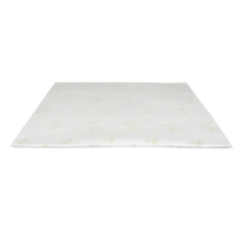 Gel Infused 180 cm x 200 cm Mattress Topper - @home by Nilkamal, White