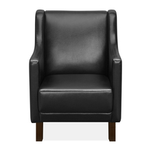 Porto Occasional Chair, Metalic Black