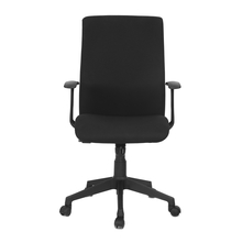 Nilkamal Optima High Back Office Chair, Black