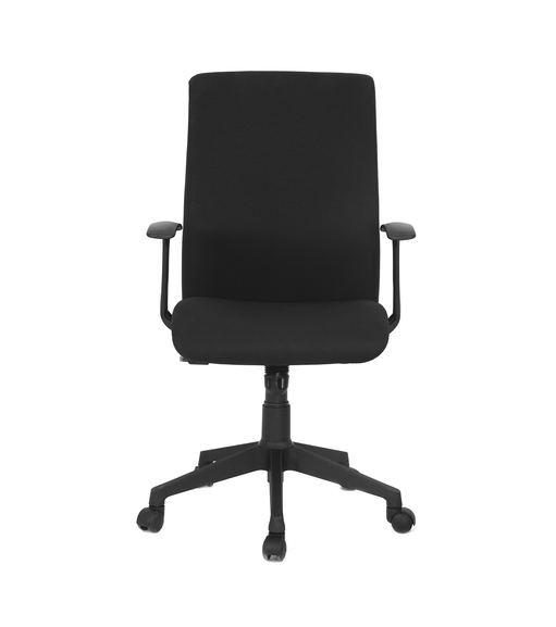 Nilkamal Optima High Back Office Chair, Black