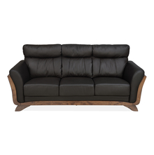 Theo 3 Seater Sofa, Brown