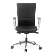Nilkamal Jiffy Mid Back Office Chair,  black