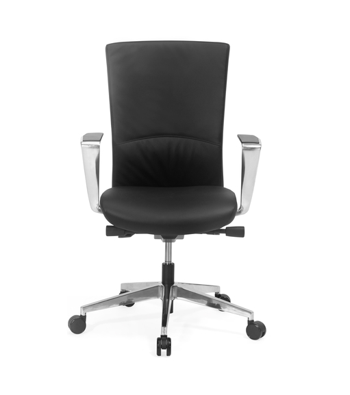 Nilkamal Jiffy Mid Back Office Chair,  cream
