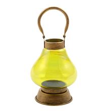 Luster Celebration Lantern - @home by Nilkamal, Green