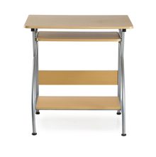 Nilkamal Vibe Computer Table, Beech