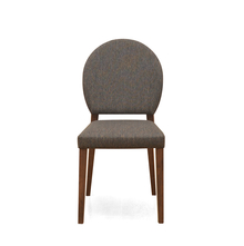Messo Dining Chair - @home Nilkamal,  dark walnut