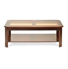 Cindy Center Table - @home by Nilkamal, Walnut