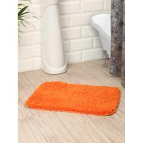 Microfiber 40 cm x 60 cm Bathmat, Orange