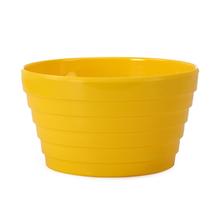 Urban Sunshine Popcorn Tub - @home by Nilkamal, Yellow