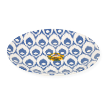Homely Inks Dinner Plate - @home by Nilkamal