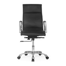 Nilkamal Supra High Back Office Chair, Black