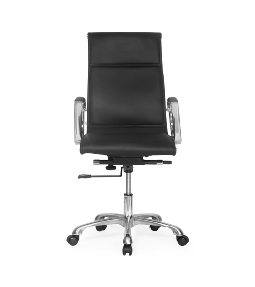 Nilkamal Supra High Back Office Chair, Black