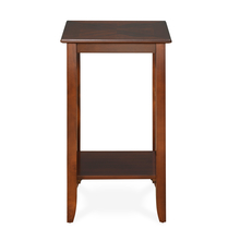 Crest Pedestal Table - @home by Nilkamal, Walnut