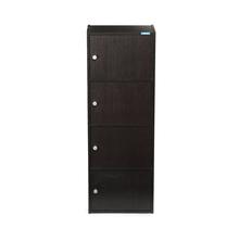 Nilkamal Cary Multipurpose Cabinet,  wenge