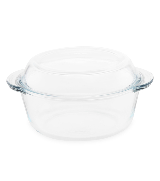 Borcam Round Casserole with Cover