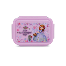 Frozen Small Square Lunch Box, Purple