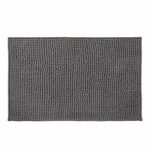 Microfibre 40 cm x 60 cm Bathmat - @home by Nilkamal, Grey